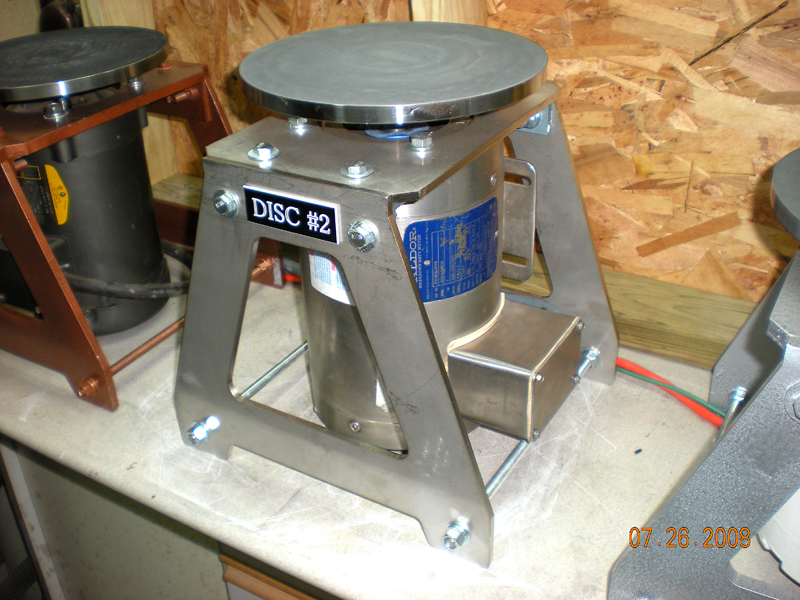 Homemade disc sanders with VFD | BladeForums.com on homemade thickness sander plans, homemade drum sander parts kits, homemade pipe sander plans, homemade lathe compound feed, homemade wood sander machine for, homemade edge sander plans, homemade spindle sander plans,